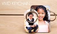 Metal Printed Key Chains
