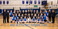 2017 VB Team and Posed